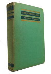 LOOK HOMEWARD ANGEL by Thomas Wolfe  - Hardcover  - Vintage Copy; Reprint  - 1929  - from Rare Book Cellar (SKU: 146299)