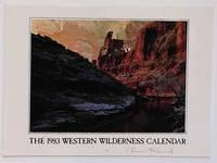 The 1983 Western Wilderness Calendar