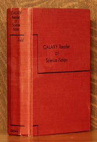 image of GALAXY READER OF SCIENCE FICTION
