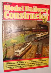 Model Railway Constructor Magazine, August 1982
