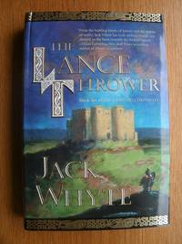 The Lance Thrower aka Clothar the Frank / Lancelot by  Jack Whyte - First US edition first printing - 2004 - from Scene of the Crime Books, IOBA (SKU: biblio14723)