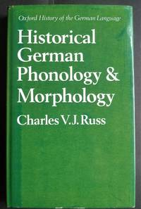 Historical German Phonology & Morphology