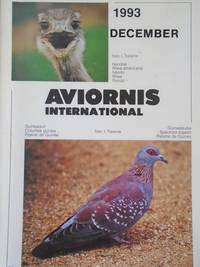 AVIORNIS INTERNATIONAL UK 1993 DECEMBER