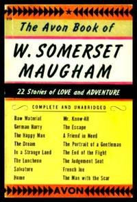 THE AVON BOOK OF W. SOMERSET MAUGHAM