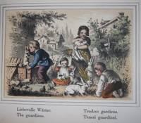 Der Kleinen freunde Album.  For Our Young Friends.  Des Petits Amis.  Dei Piccoli Amici.  De Los Amiguitos.  van de kleinen Vrienden.