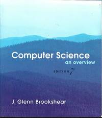image of Computer Science An Overview