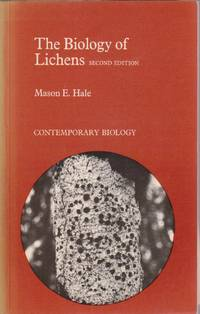 The Biology of Lichens Second Edition