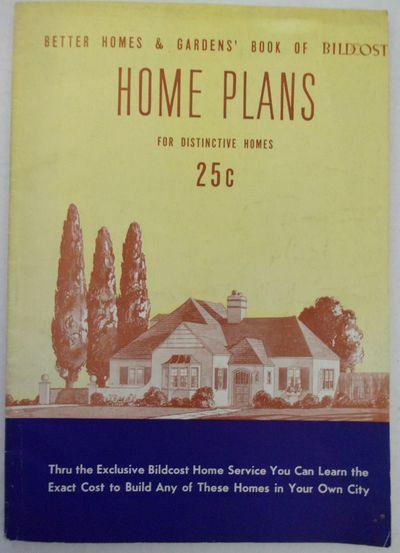 THE BOOK OF BILDCOST GARDENED HOME...