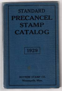 Rotnem Stamp Co. Standard Precancel Stamp Catalog 1929
