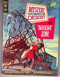 Mystery Comics Digest # 15