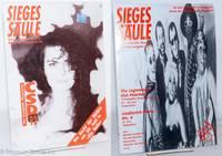 image of Siegessäule: das schwule Berlin-Blatt von magnus; 6/92: The Legendary Hot Peaches