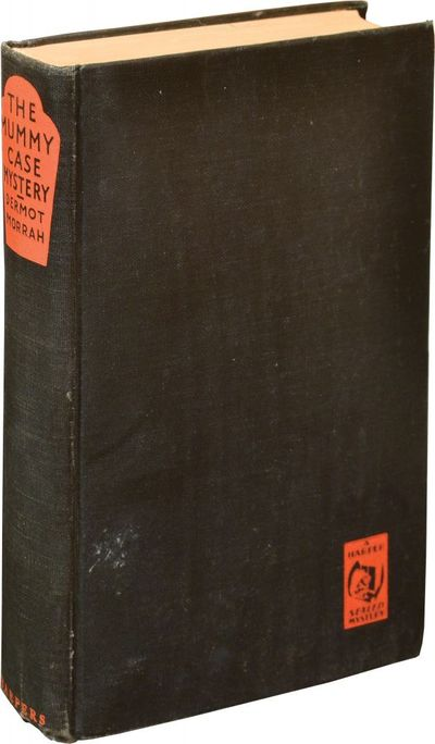 New York: Harper, 1933. First Edition. First Edition. With the code