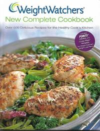 image of Weight Watchers New Complete Cookbook