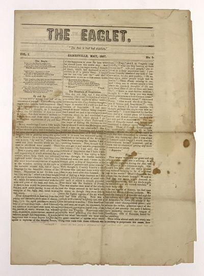 The EAGLET. Vol. I. No. 5. May, 1857