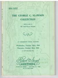 The George C Slawson Collection of Vermont postal history