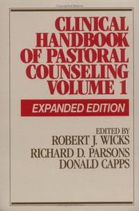 Clinical Handbook of Pastoral Counseling (Integration Books)