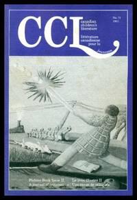 CCL - Canadian Children's Literature - Number 71 - 1993