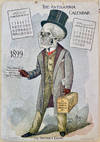 View Image 2 of 3 for The Antikamnia calendar 1899  Inventory #45137