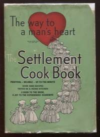 image of The Settlement Cook Book : Tested recipes from the Milwaukee Public School  Kitchen Girls Trades and Technical High School, Authoritative Dietitians  and Experienced Housewives