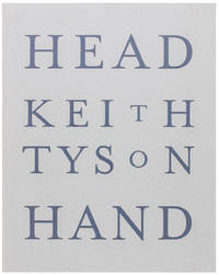 Head To Hand: Drawings by Keith Tyson (Signed First Edition)