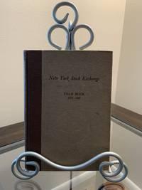 New York Stock Exchange Year Book 1931-1932