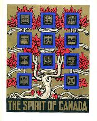 image of The Spirit of Canada Dominion and Provinces 1939. A Souvenir of Welcome to H. M. King George VI and H. M. Queen Elizabeth