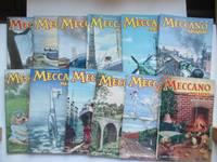 image of Meccano magazines: volume 36 [XXXVI] complete