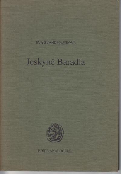 Edice Analogonu. 1995. First Edition; First Printing. Softcover. Wraps, a book consisting entirely o...