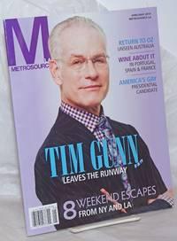 Metrosource LA: vol. 30, #2, April/May 2019: Travel issue