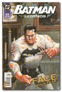 image of Batman Legends Face Your Fear August 2005 Issue 23