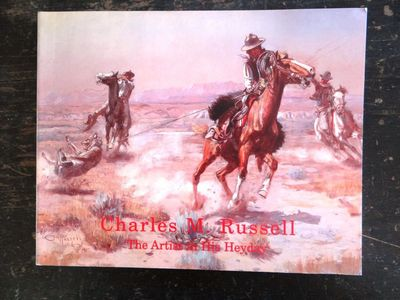 Santa Fe, NM: Gerald Peters Gallery, 1995. Softcover. Good but with a few ex-lib. marks and some scu...