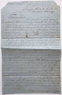 [Autograph Letter, Signed, by William Beggs to J.A. Richards Concerning the Soldiering Life, Including Chasing Mexican Women]