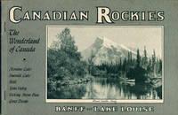 image of Canadian Rockies. The Wonderland of Canada, Banff - Lake Louise