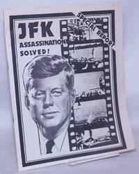 image of JFK assassination solved! special report