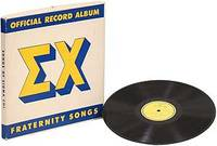 SX Fraternity Songs Official Record Album [Sigma Chi]