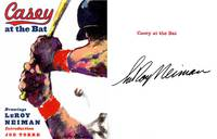 Casey at the Bat   **SIGNED by LeRoy Neiman +Photo**