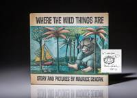 Where The Wild Things Are; Story and Pictures by Maurice Sendak by  Maurice Sendak - Signed First Edition - 1963 - from The First Edition Rare Books, LLC (SKU: 874)