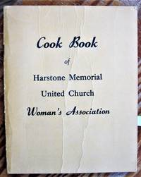 Cook Book of Harstone Memorial United Church Woman\'s Association