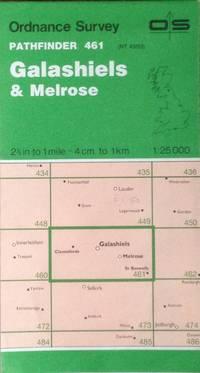 Galashiels & Melrose Pathfinder map sheet 461