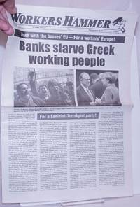 image of Workers Hammer: Newspaper of the Spartacist League[Britain] 2012, Spring, No. 218