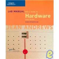 image of Lab Manual for A+ Guide to Hardware, Third Edition