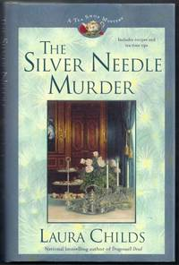 The Silver Needle Murder.  Tea Shop Mystery #9