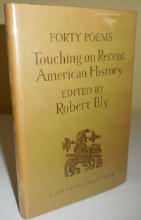 Forty Poems:  Touching on Recent American History