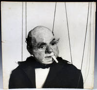 Photograph of a Dwiggins marionette: F. Morton Smith
