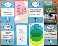 image of Lot of Eight Psychology Books