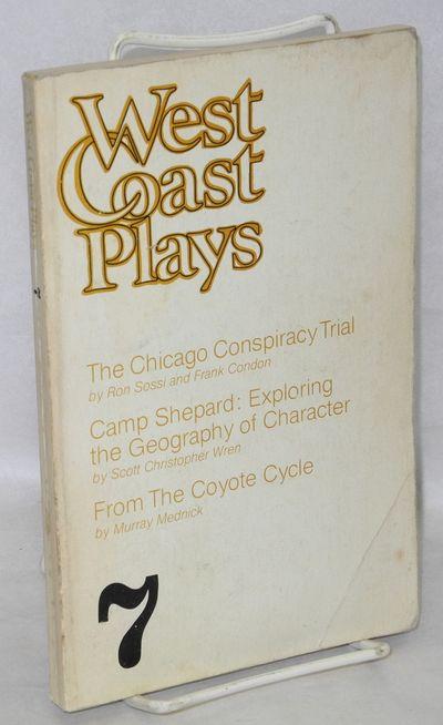 Berkeley: California Theatre Council, 1980. Paperback. 153p., photos, very good first edition trade ...