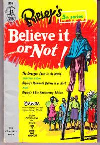 Ripley's Believe it or Not! 5th Series
