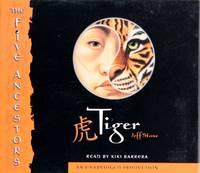 image of Tiger (The Five Ancestors, Book 1) (CD)