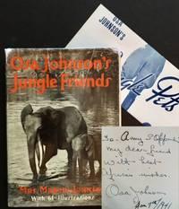 Osa Johnson's Jungle Friends (With Ephemera)