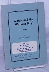 image of Wages and the working day